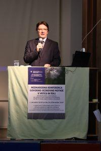 Direktor ZGNL Boris Černilec