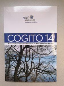Nova številka revije Cogito
